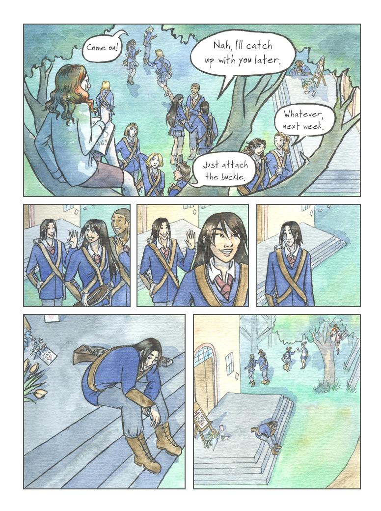 Geist! Comic page 110