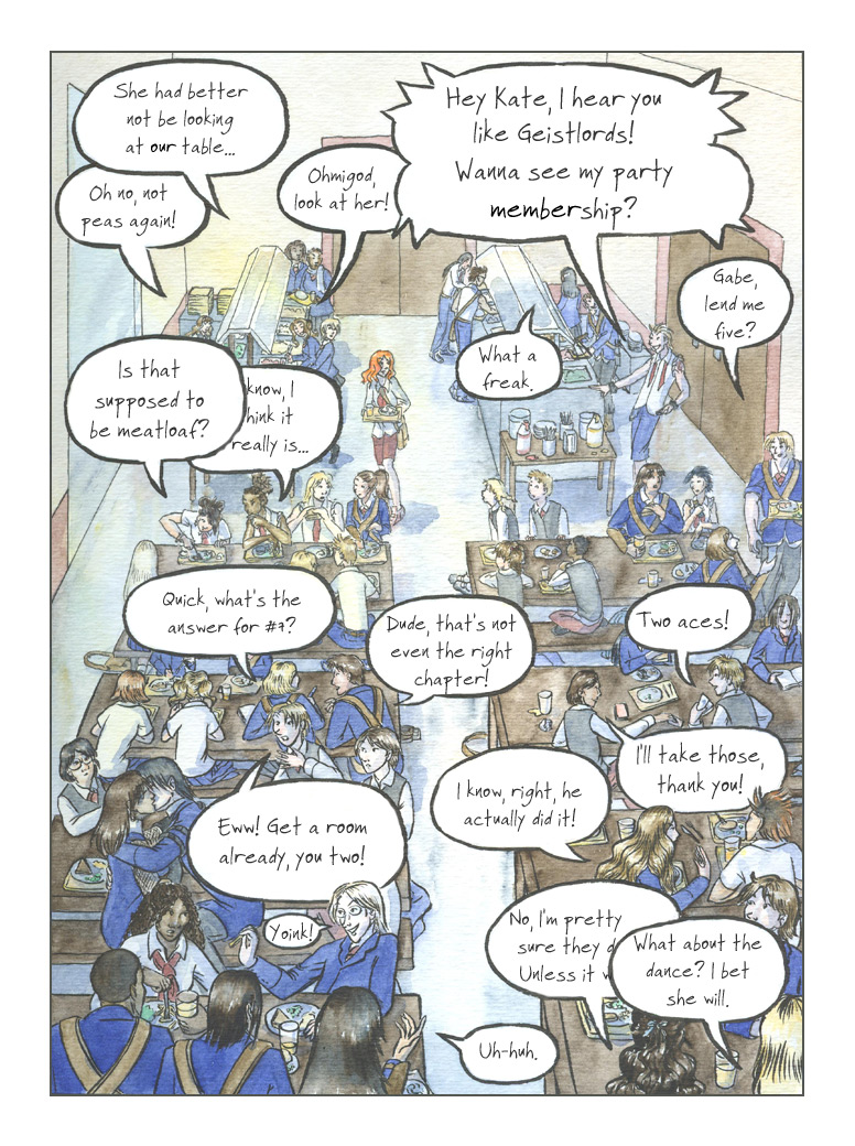 Geist! Comic page 113