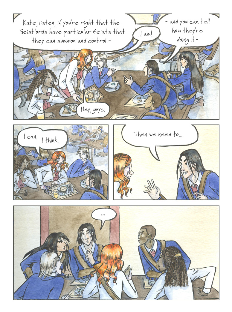 Geist! Comic page 115
