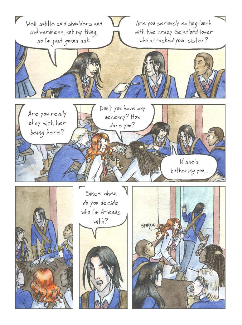 Geist! Comic page 116