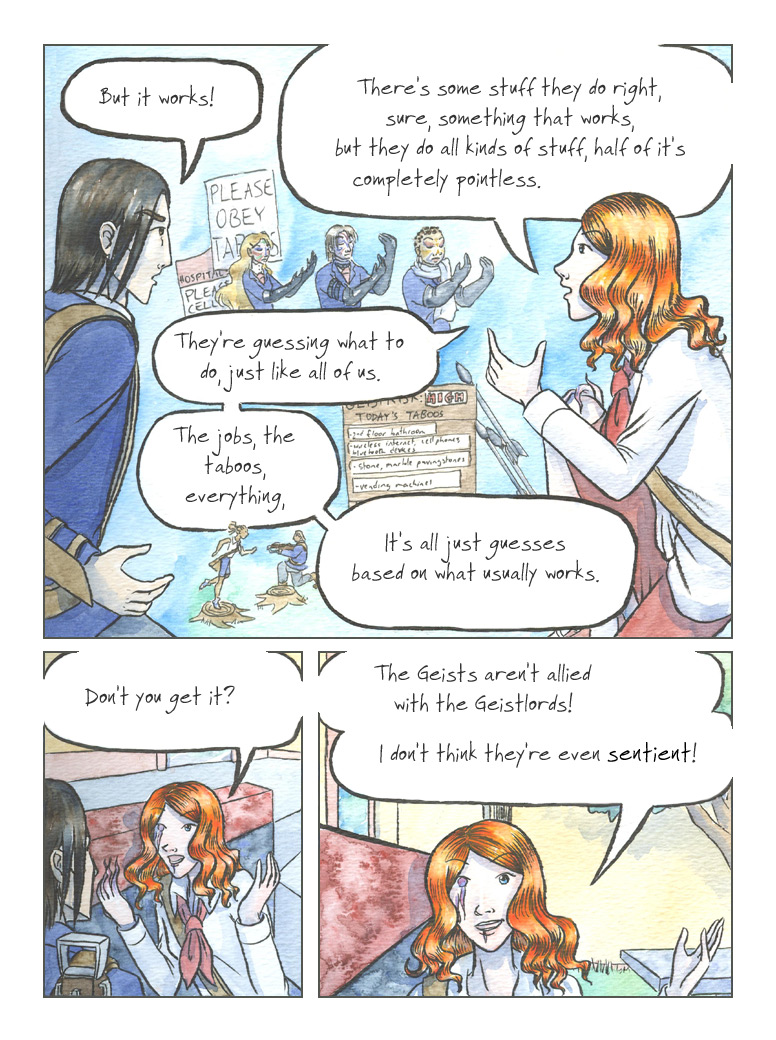 Geist! Comic page 120