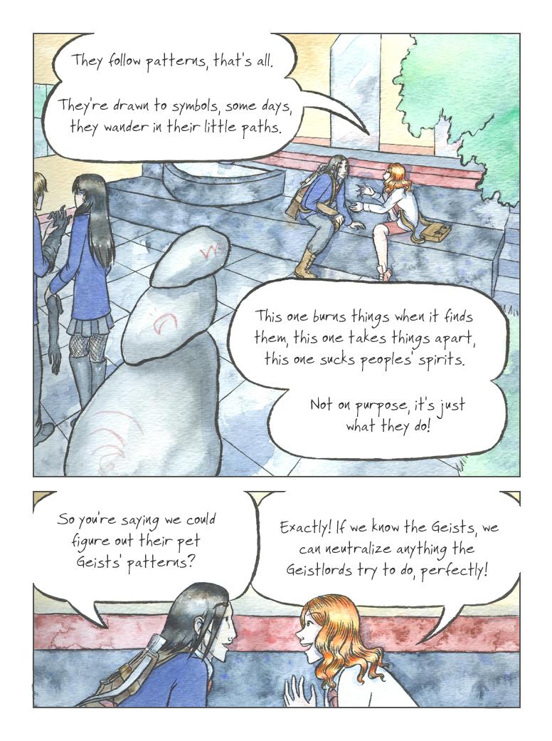Geist! Comic page 121