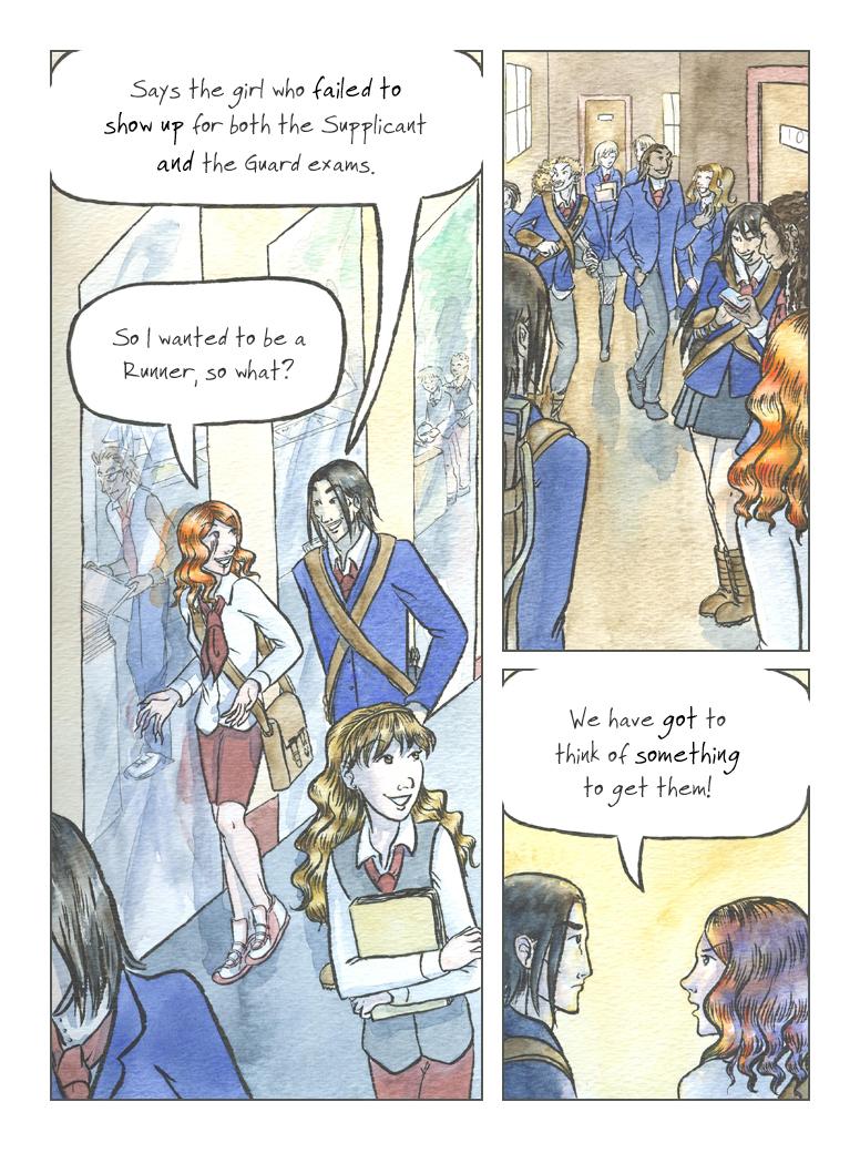 Geist! Comic page 123