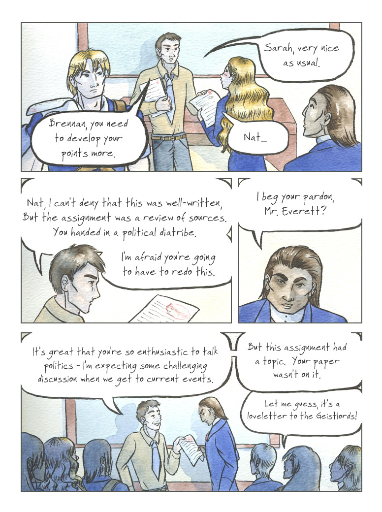 Geist! Comic page 125