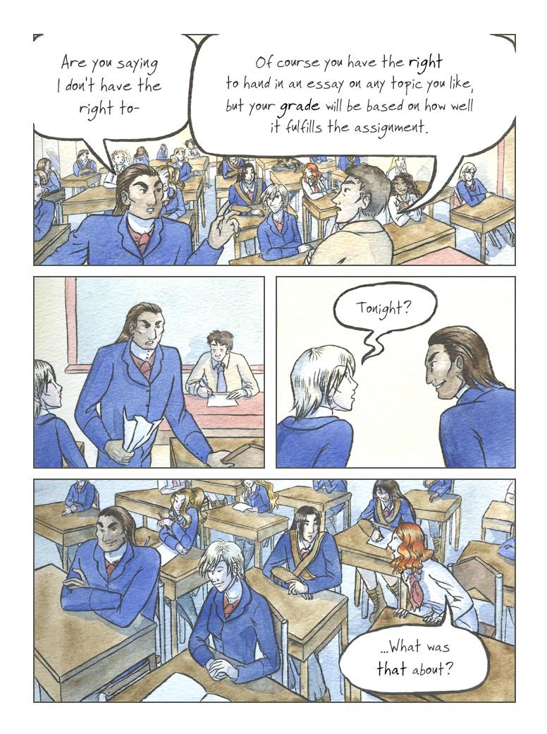 Geist! Comic page 126