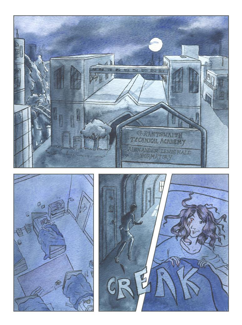 Geist! Comic page 128