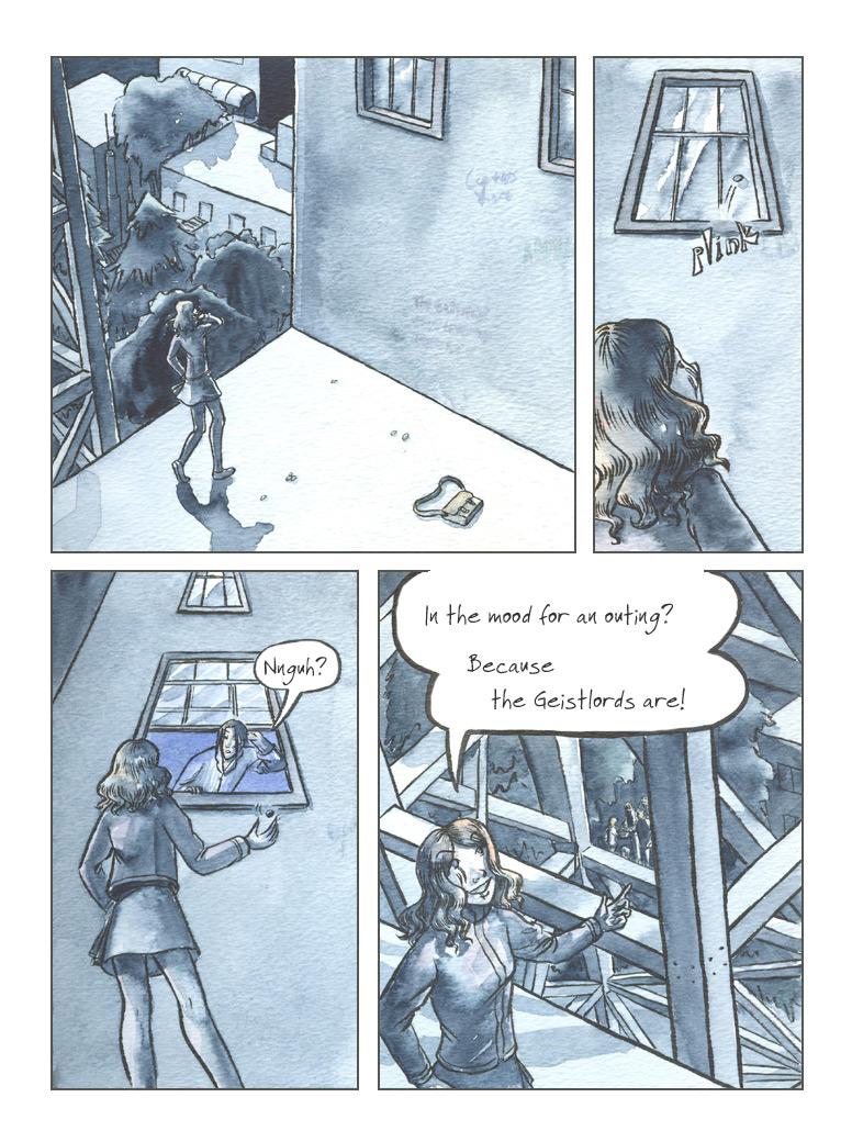 Geist! Comic page 129