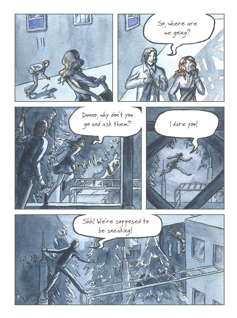 Geist! Comic page 130