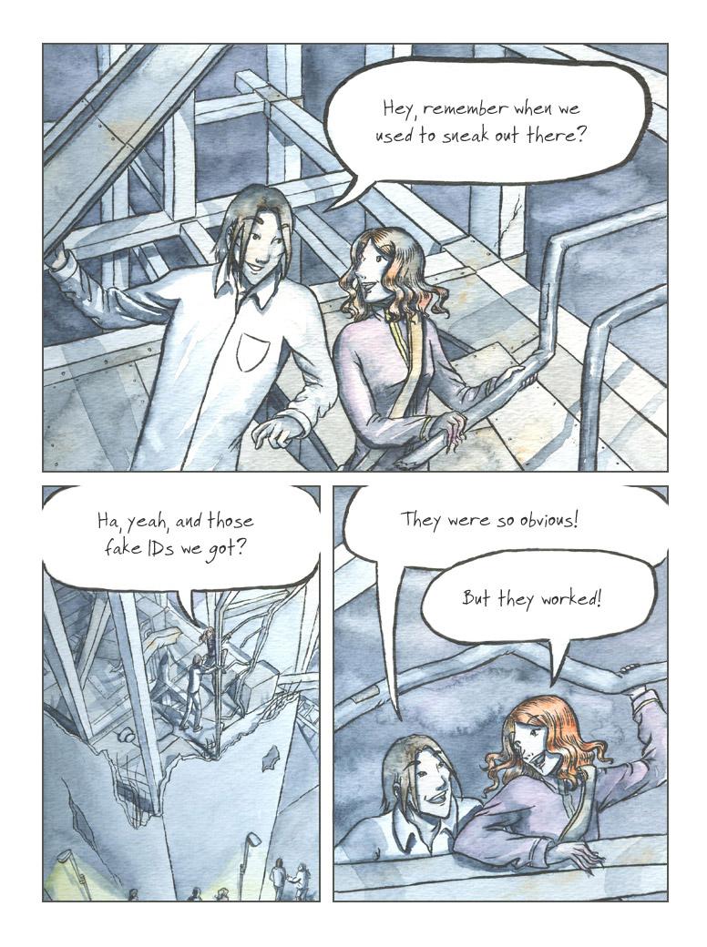 Geist! Comic page 132