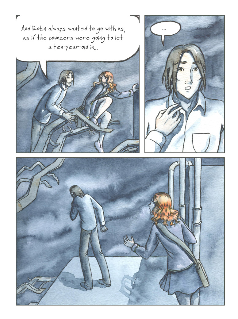 Geist! Comic page 133