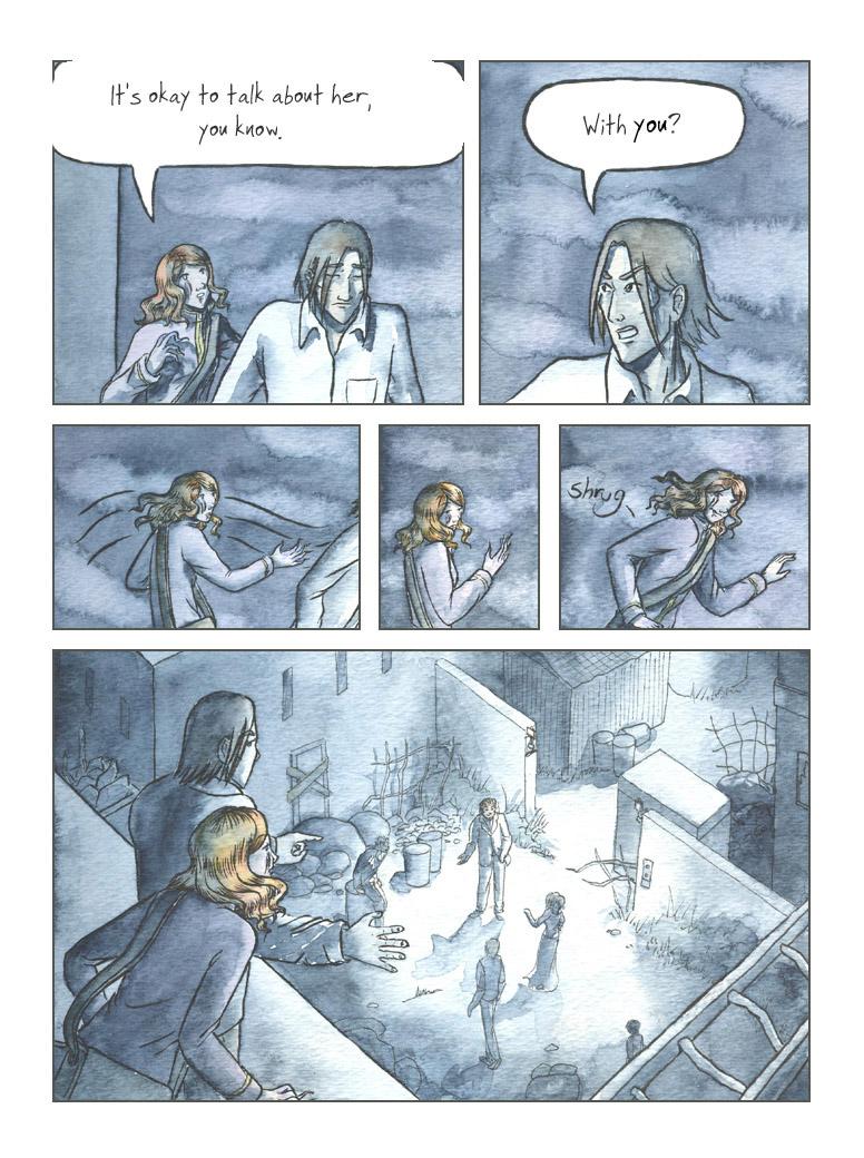 Geist! Comic page 134