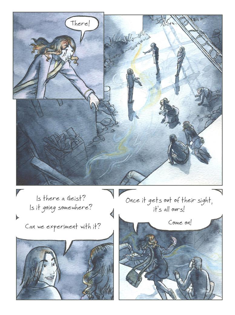 Geist! Comic page 136