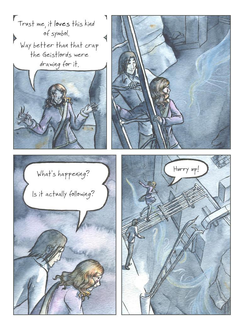 Geist! Comic page 138