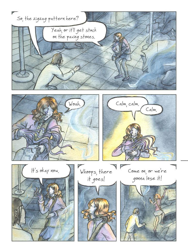 Geist! Comic page 139