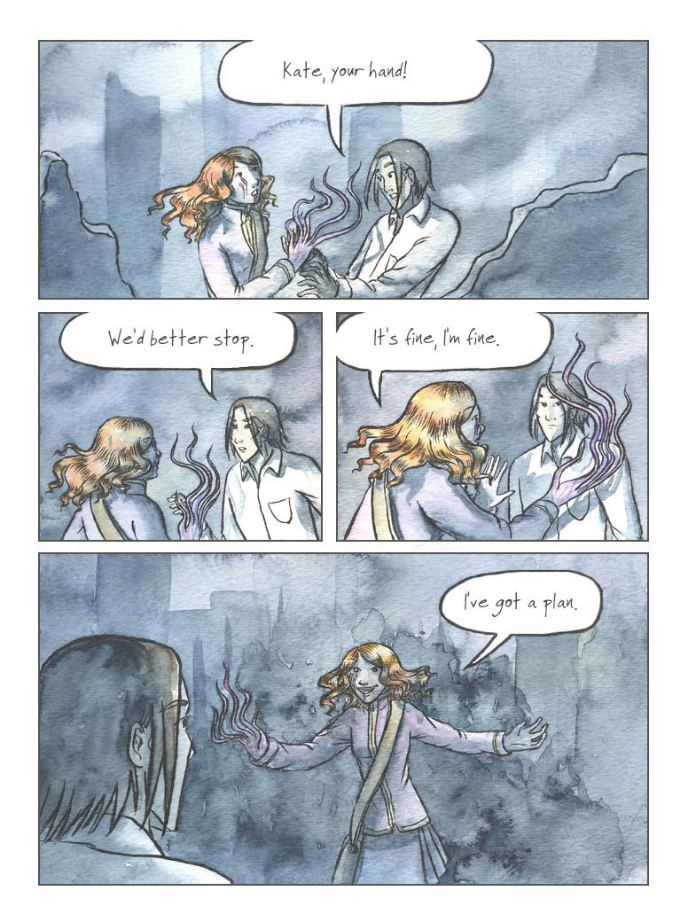 Geist! Comic page 141