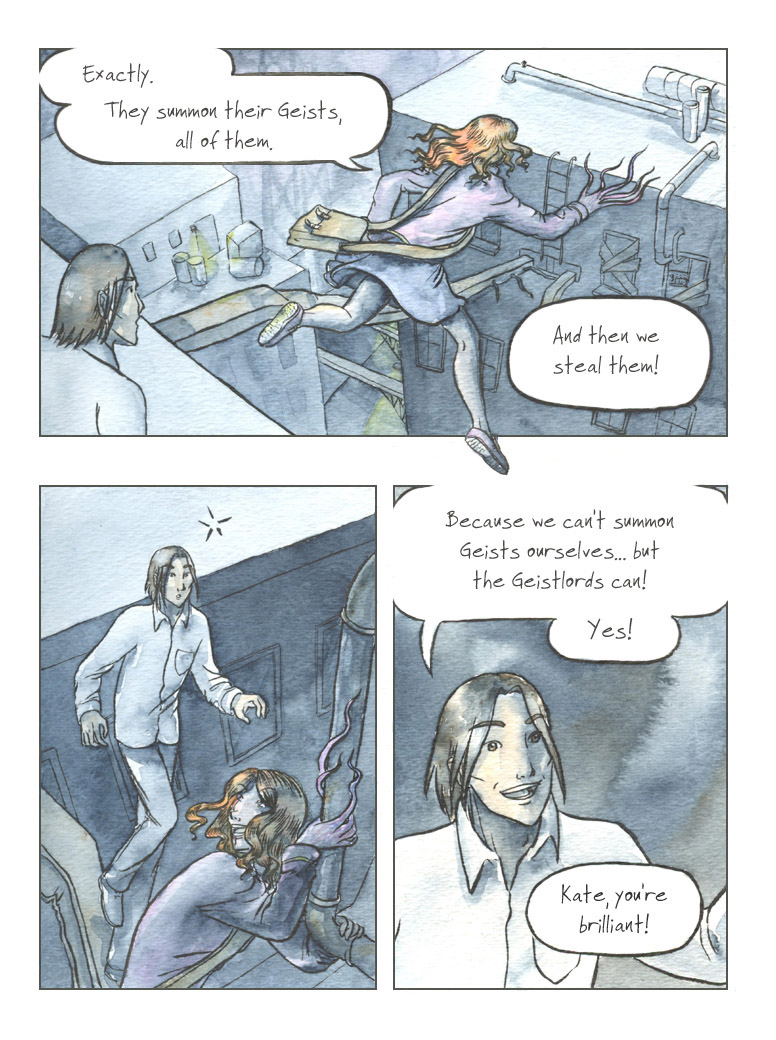 Geist Comic page 143