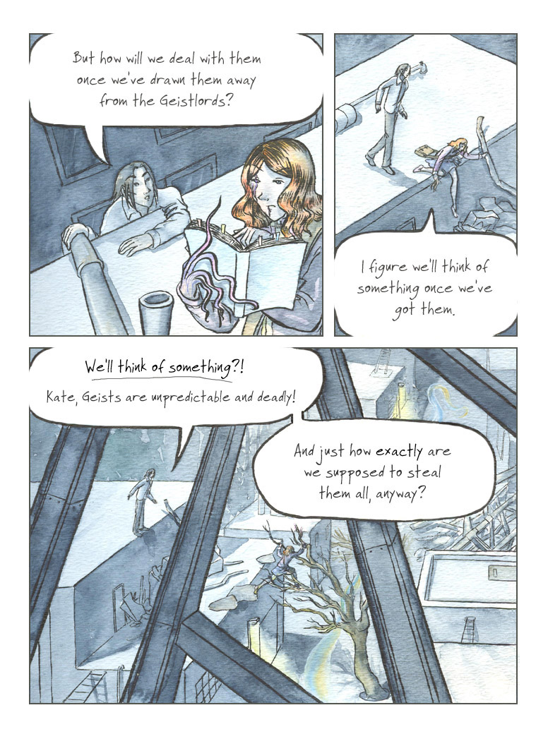 Geist! Comic page 144