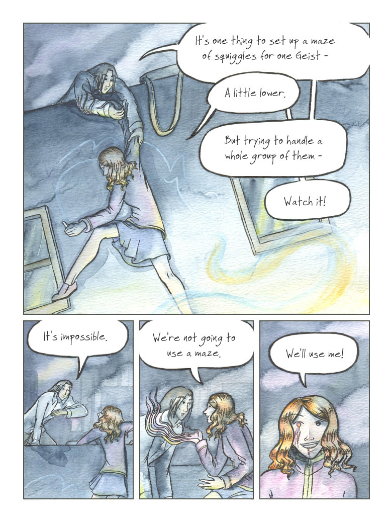Geist! Comic page 145