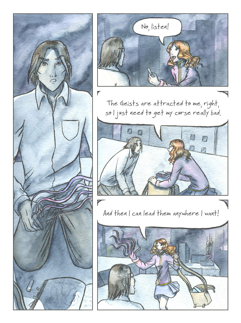 Geist! Comic page 146