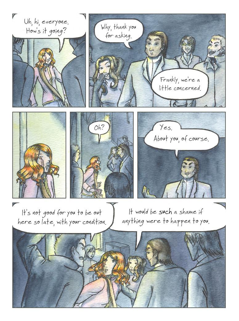 Geist! Comic page 149