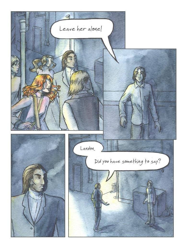 Geist! Comic page 150