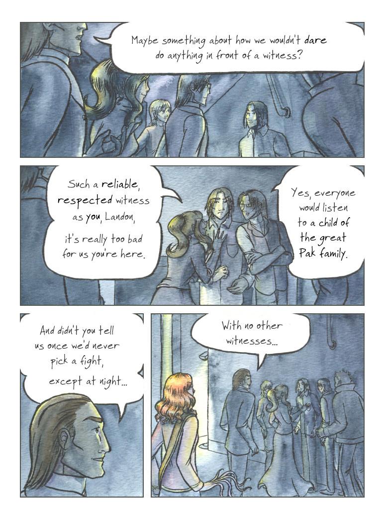 Geist! Comic page 151