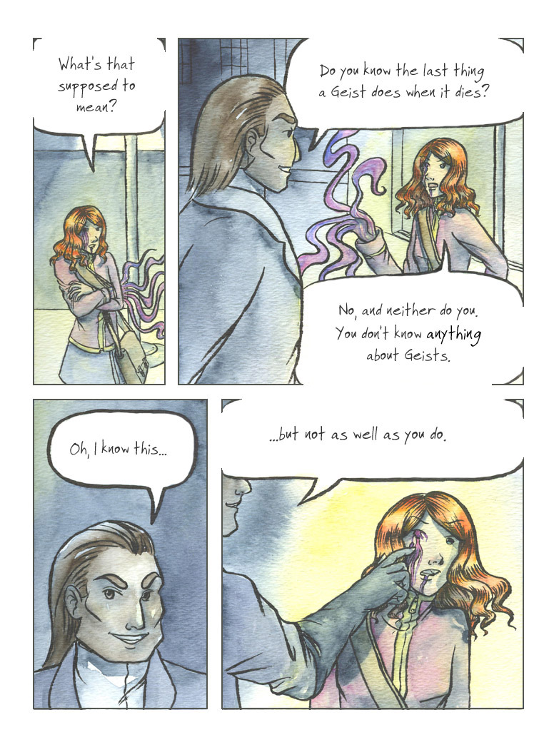 Geist! Comic page 156