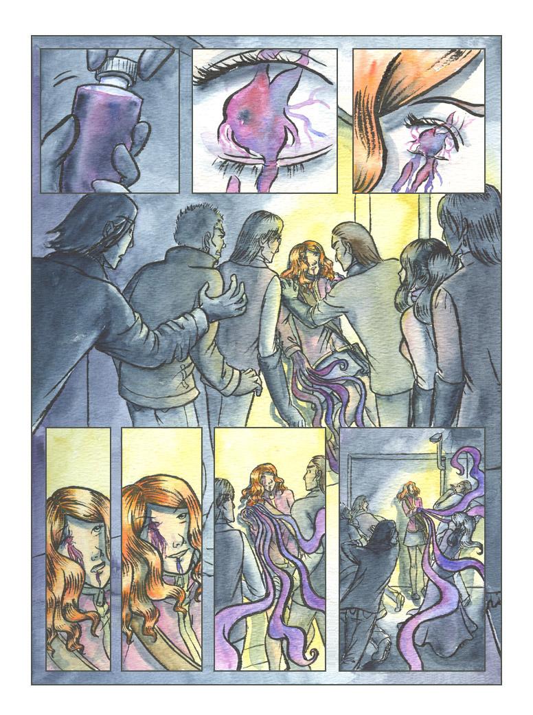 Geist! Comic page 160