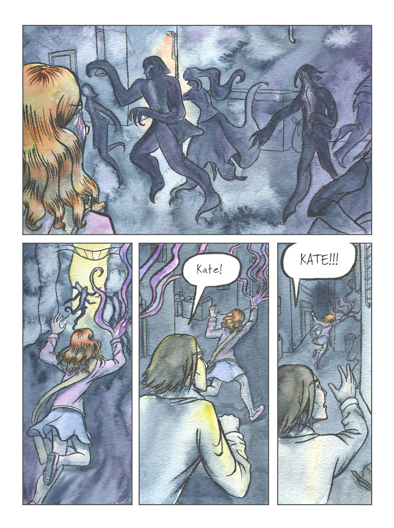 Geist! Comic page 161