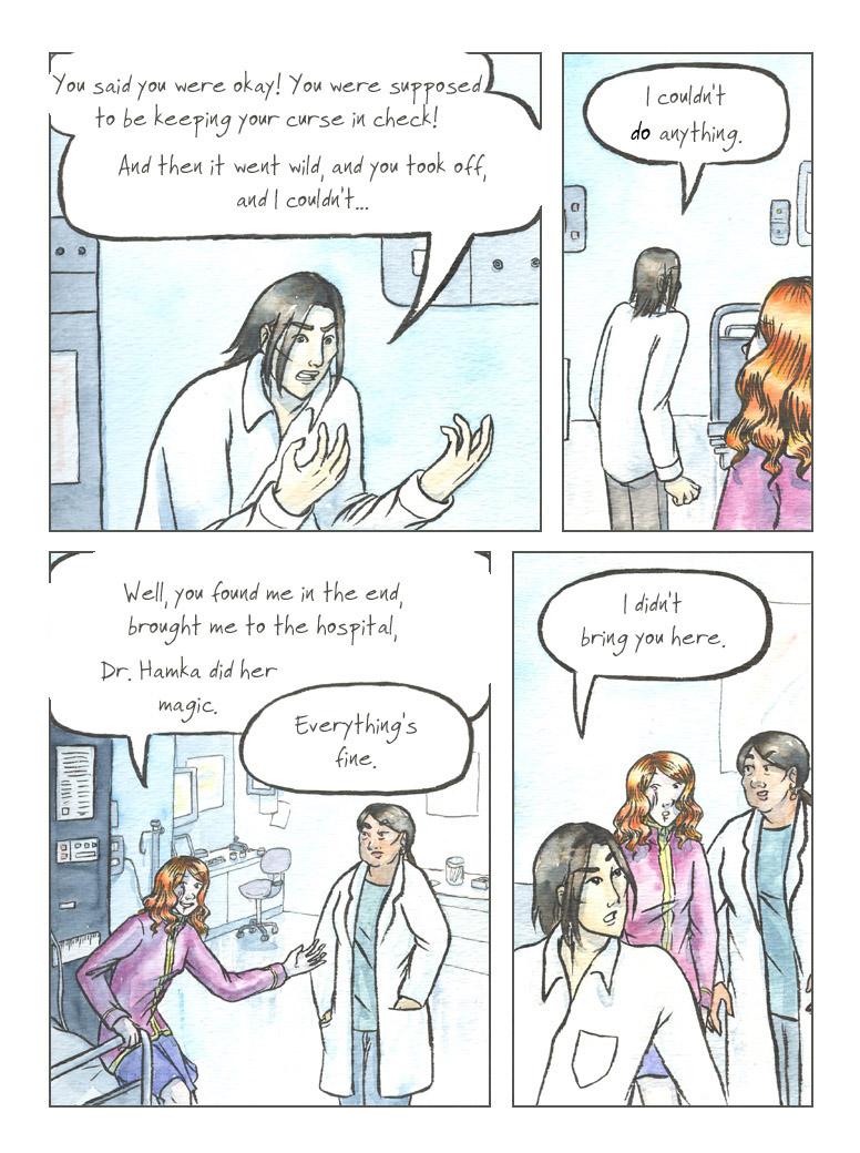 Geist! Comic page 171
