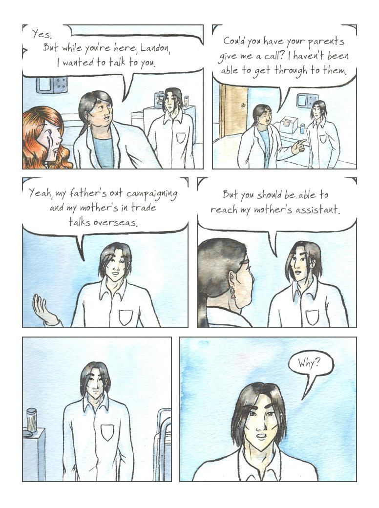 Geist! Comic page 173