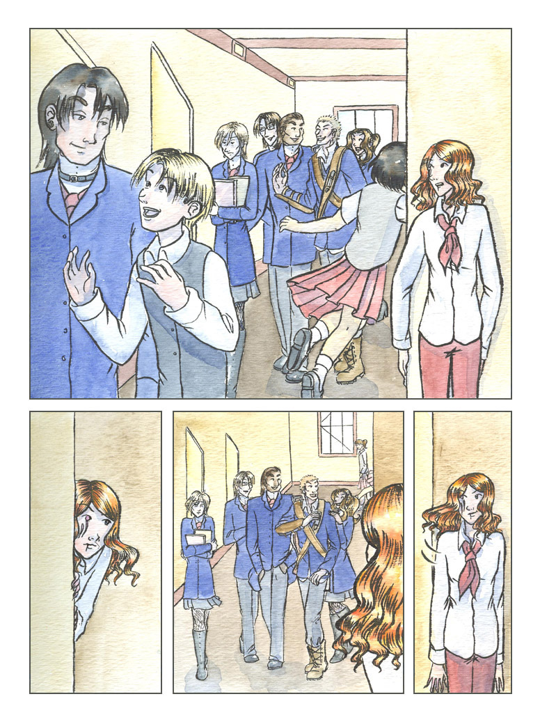 Geist! Comic page 182