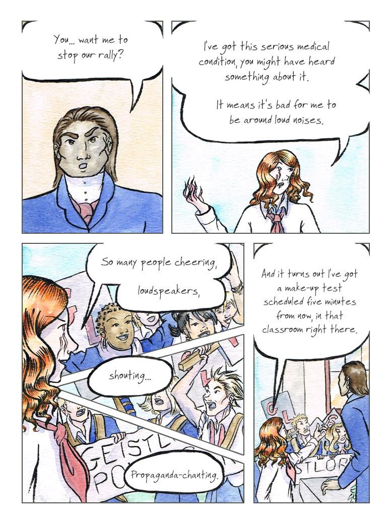 Geist! Comic page 188
