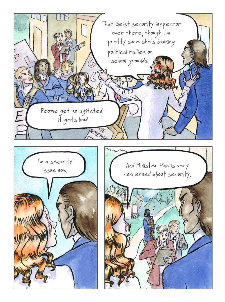 Geist! Comic page 190