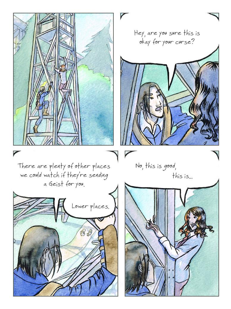 Geist! Comic page 192