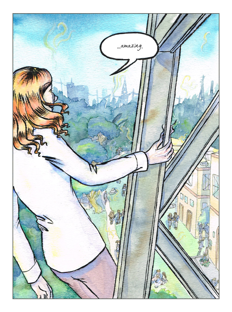 Geist! Comic page 193