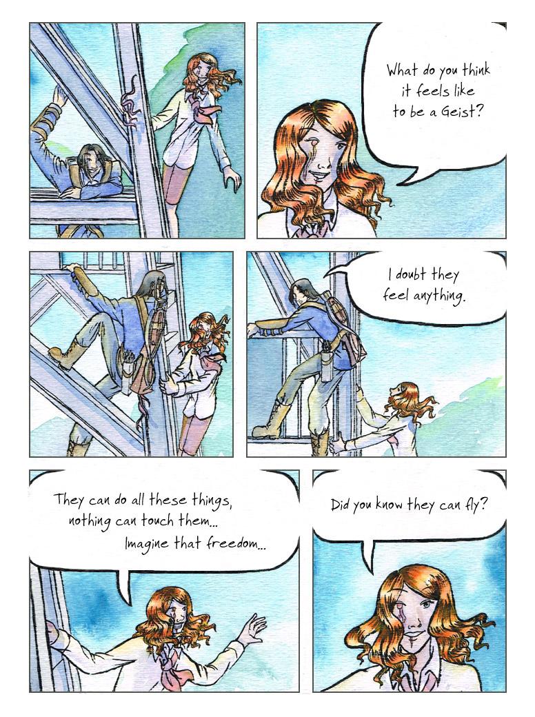 Geist! Comic page 194