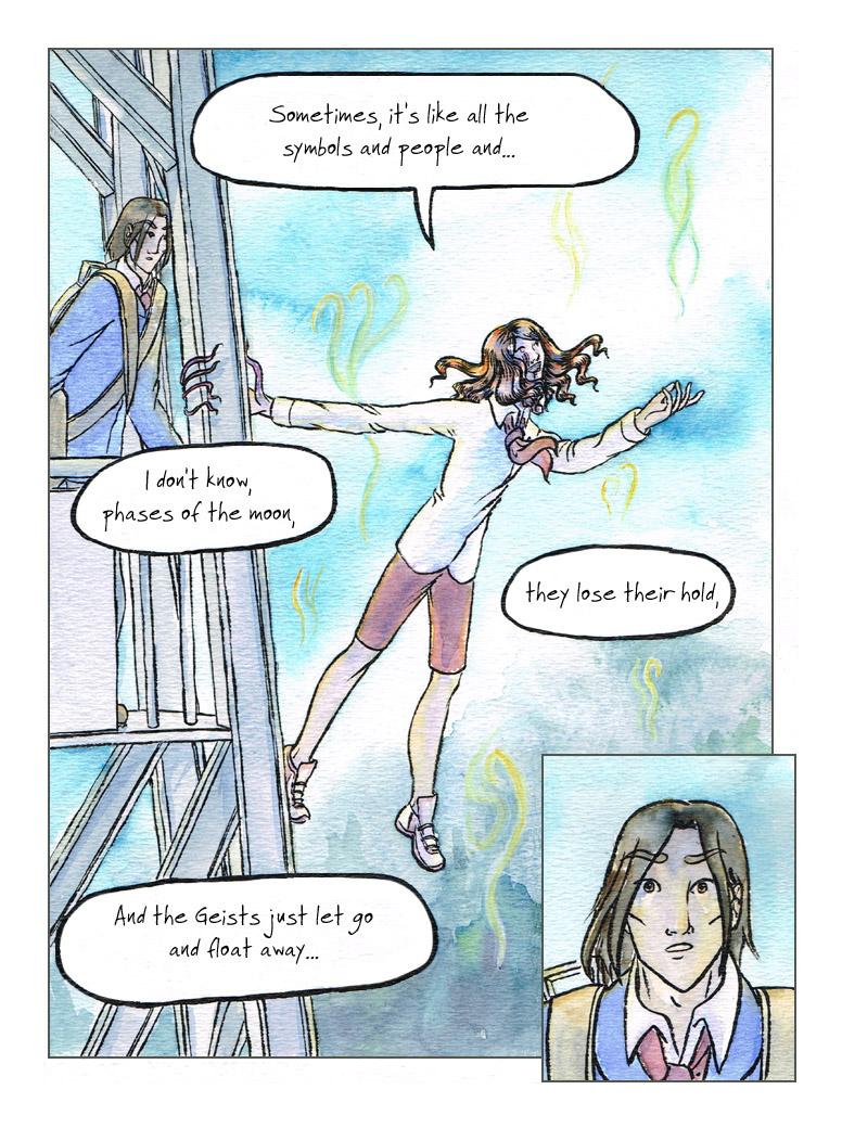 Geist! Comic page 195