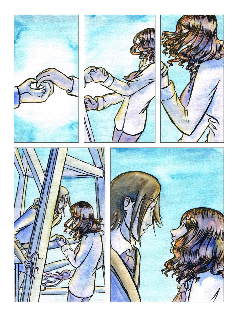 Geist! Comic page 197