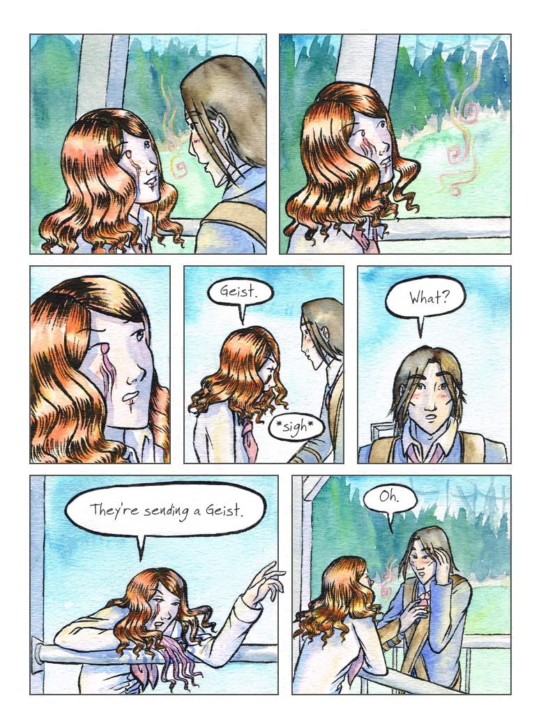 Geist! Comic page 199