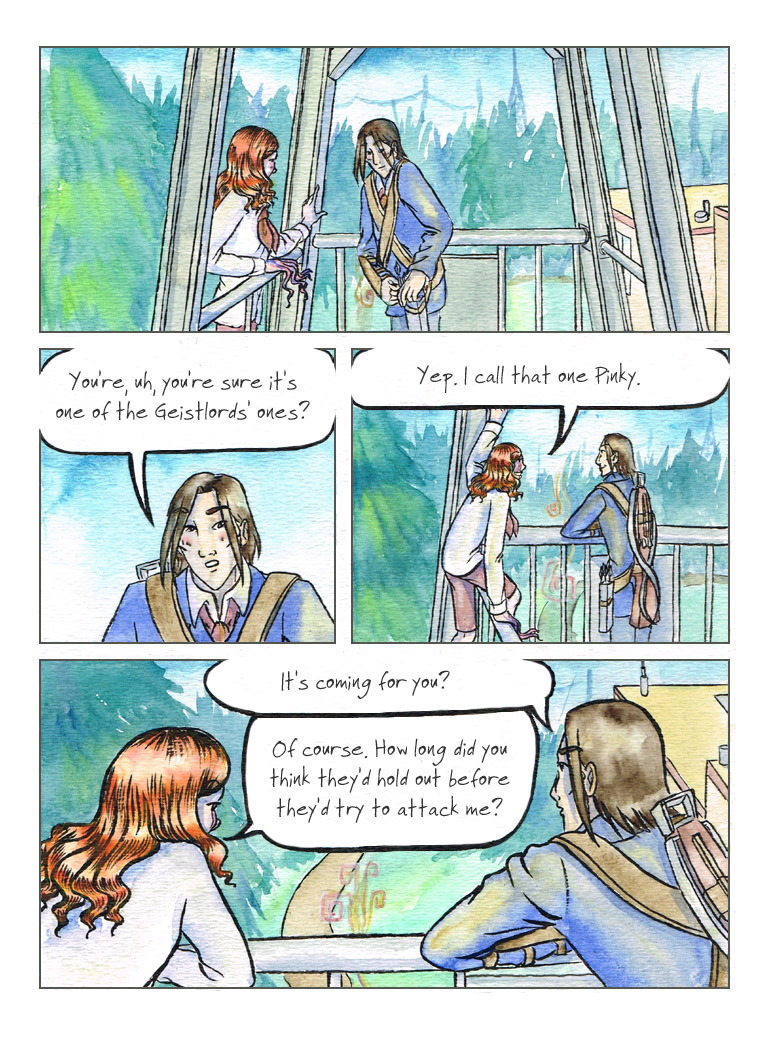 Geist! Comic page 200