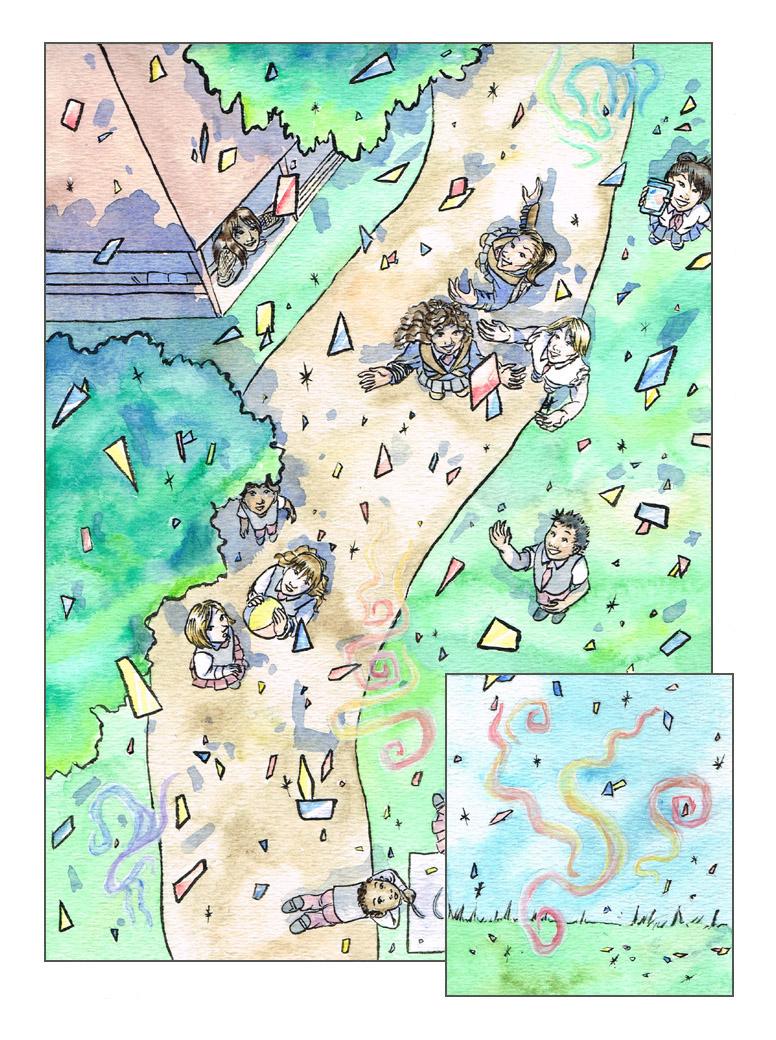 Geist! Comic page 202