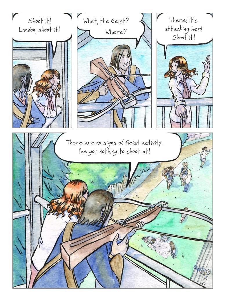 Geist! Comic page 204