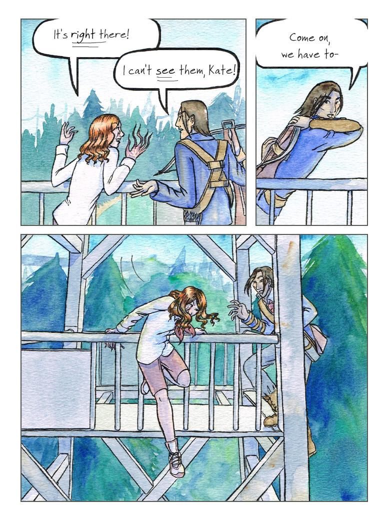 Geist! Comic page 205