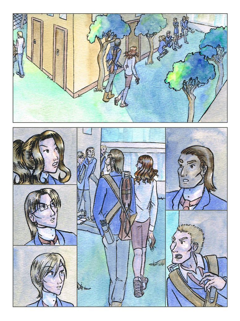 Geist! Comic page 208