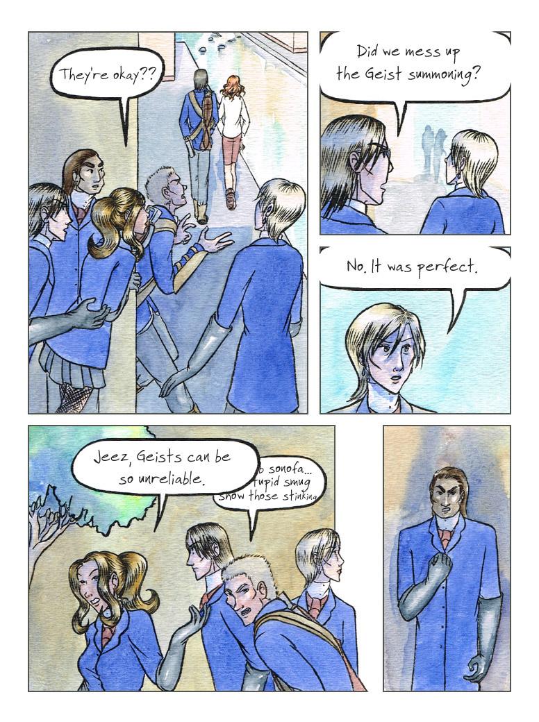 Geist! Comic page 209