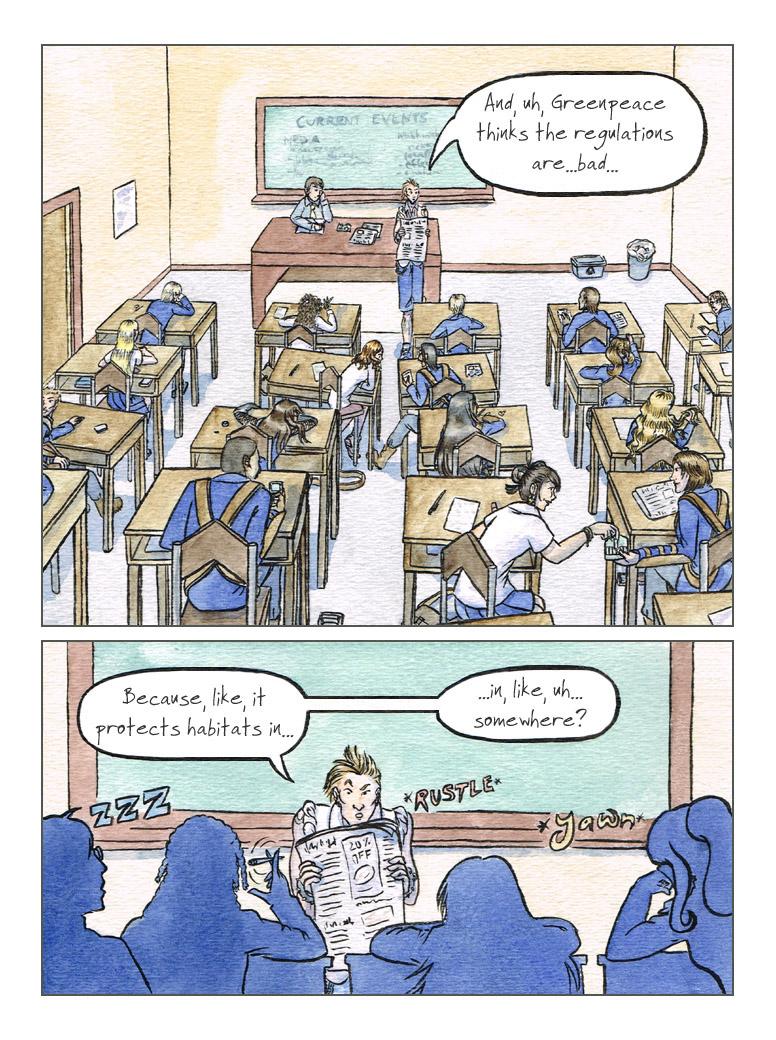 Geist! Comic page 210