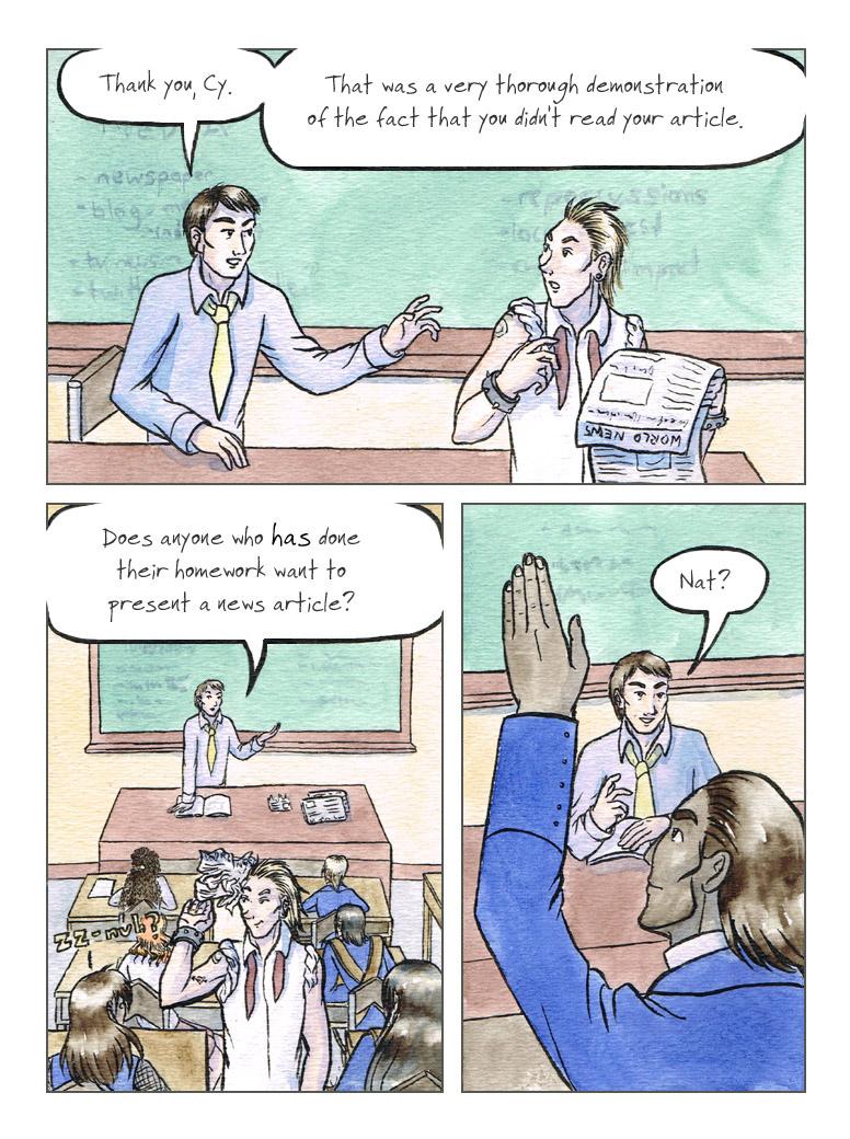 Geist! Comic page 211