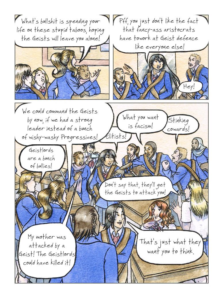 Geist! Comic page 216