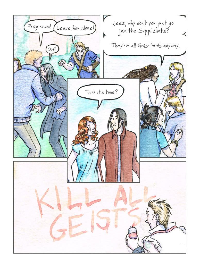 Geist! Comic page 220